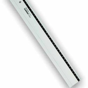 """Righe in alluminio """"CLASSIC"""" per taglio - Riga cm. 20"""