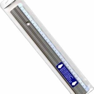 """Righe in alluminio """"SPECIAL"""" per taglio - Riga cm. 100"""
